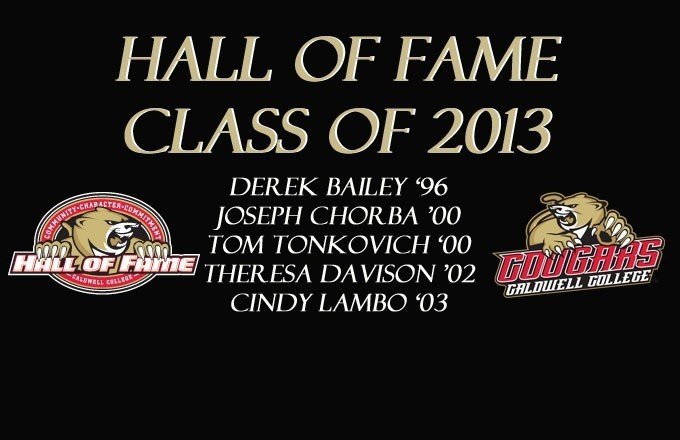 Caldwell University Athletics Hall of Fame to Induct Class of 2013 @ Cedar Hill Country Club | Livingston | New Jersey | United States